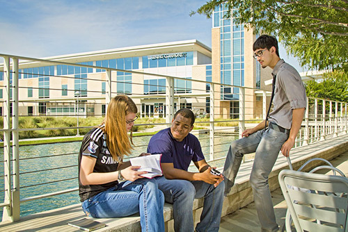 Apply to Lone Star College